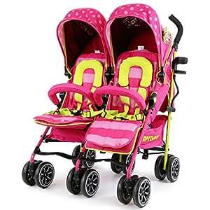 isafe twin optimum buggy mea lux design die besten kinderwagen der welt baby. Black Bedroom Furniture Sets. Home Design Ideas