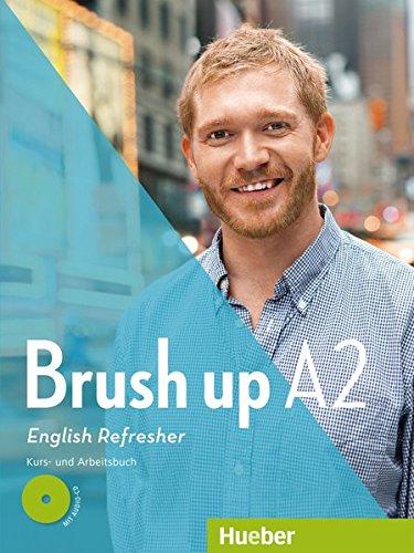 Produktbild Brush up A2: Kurs- und Arbeitsbuch mit Audio-CD