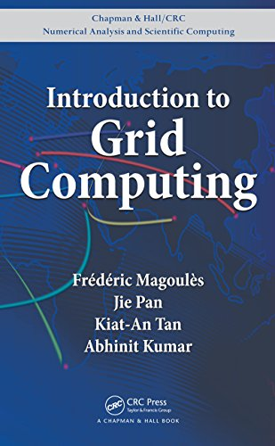 Pan Grid (Introduction to Grid Computing (Chapman & Hall/CRC Numerical Analysis and Scientific Computing Series Book 6) (English Edition))