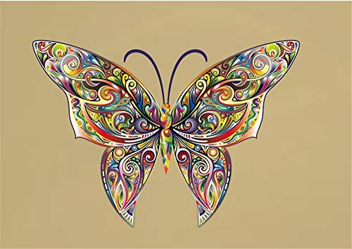 Modello colorato farfalla 3d wall art decal decorazione wall stickers decalcomanie soggiorno camera da letto tv divano sfondo decor murale
