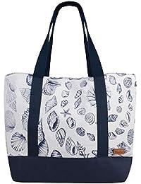 aacd4888ed5 Urban Beach Hanalei Canvas and Tote Bag, 55 cm, Blue