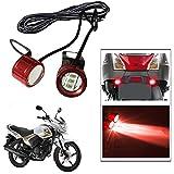 #2: Vheelocityin Metal Body Bright Flasher Bike/Motorcycle Mini Flasher LED Light for Yamaha Saluto Disk Brake