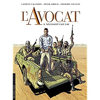 L'Avocat  - tome 2 - Nécessité fait loi