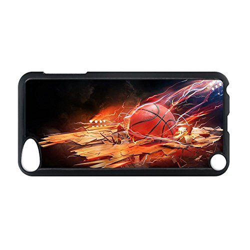 Generic For Apple Ipod Touch 5 For Boy Phone Shell Design Basketball 2 Fashionable - Hülle Ipod Minecraft Touch 4