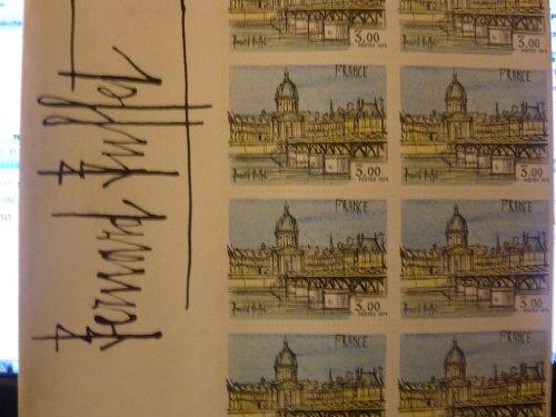 Bernard Buffet : Exposition du 4 au 26 février 1978, Musée postal, Maison de la poste et de la philatélie... Paris par Maurice Druon