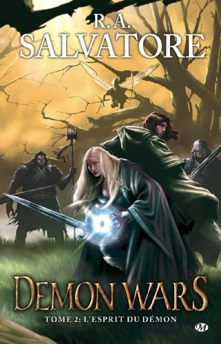 Demon Wars, Tome 2: L'Esprit du démon