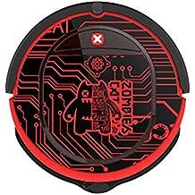 CY666 Robot Aspirador 2 en 1 aspira y friega con sensores anticaída bateria iónlitio de 150