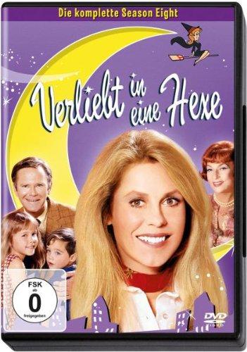 Verliebt in eine Hexe - Season 8 (4 DVDs)