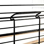 Finca Powder-Coated Metal Bird Cage - Comes Complete with Accessories and with Narrow Bar Spacing Suitable for Smaller Bird Species 9