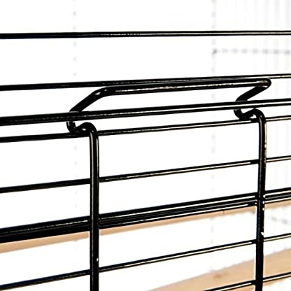 Finca Powder-Coated Metal Bird Cage - Comes Complete with Accessories and with Narrow Bar Spacing Suitable for Smaller Bird Species 3