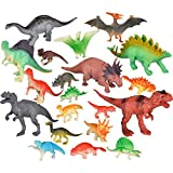 20 Pièces Jouets Dinosaures Regard Réaliste Set Ensemble - Best Reviews Guide