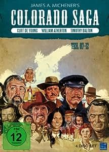 Colorado Saga, Teil 07-12 [4 DVDs]