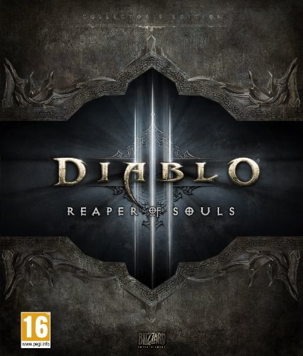 Diablo III: Reaper of Souls - Collector's Edition (Add - on) [PEGI] - [PC/Mac] - Pc Diablo Game