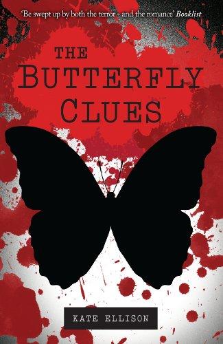 The Butterfly Clues por Kate Ellison