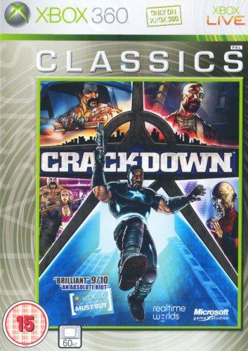 Crackdown (Xbox 360) [Importación inglesa]