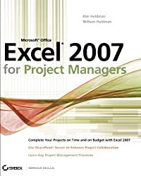 Microsoft Office Excel 2007 for Project Managers