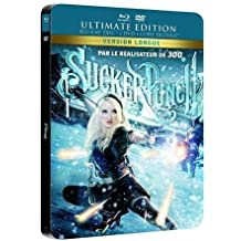 Sucker Punch French BluRay Steelbook