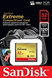 SanDisk Extreme 32 GB UDMA7 CompactFlash Card - Black/Gold Bild 2