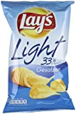 Lays Light Chips Gesalzen, 8er Pack (8 x 150 g)