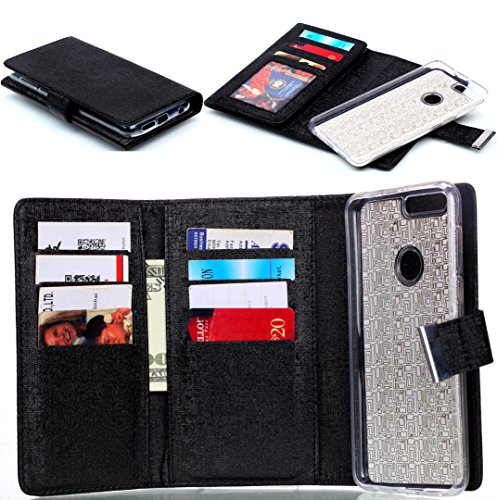 huawei-p9-plus-separable-wallet-case-canvas-cloth-style-pu-leather-cover-money-name-id-creat-card-sl