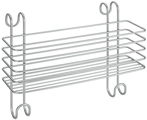 Metaltex 403801039 Radius Einhängekorb für Bad Heizkörper, Polytherm -