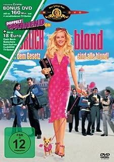 Natürlich blond! (+ Bonus DVD TV-Serien)
