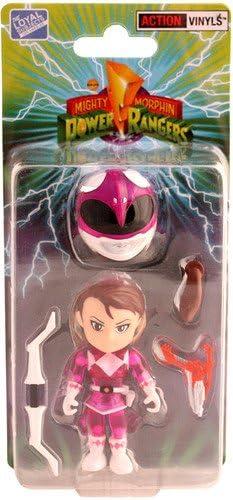 Mighty Morphin Power Rangers Rangers Rangers Vinyl figurine Pink Ranger Crystal 8 cm | Une Forte Résistance à Chaleur Et Résistant  7786c7