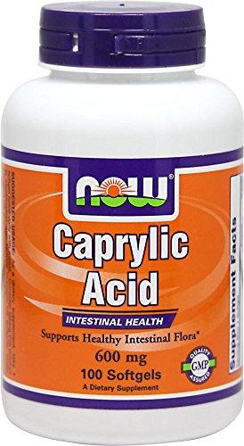 caprylic–600mg di acido - 511IJZihJRL