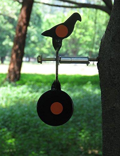 Spinning Luftgewehr Ziel screwed-type Stahl Plinking Target–Taube Pellet Target Plinking Target