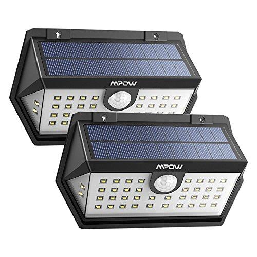 Mpow 40 LED Lampe Solaire
