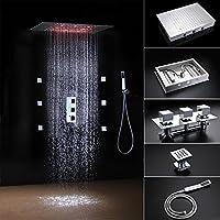 hm termostatico doccia sistema Combo con 20 x 14