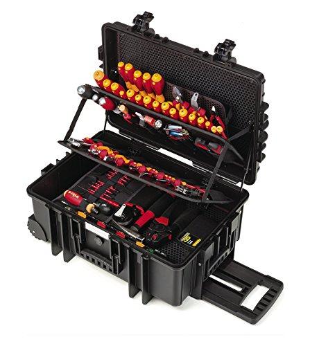 Wiha Werkzeug-Koffer Competence XXL II, 115-tlg.