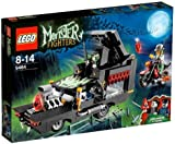 LEGO Monster Fighters 9464: The Vampyre Hearse