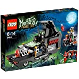 Lego Monster Fighters 9464 - Fahrende Vampirgruft
