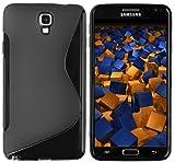 mumbi S-TPU Schutzhülle für Samsung Galaxy Note 3 Neo Hülle