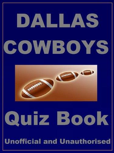s Cowboys Quiz Book (English Edition) ()