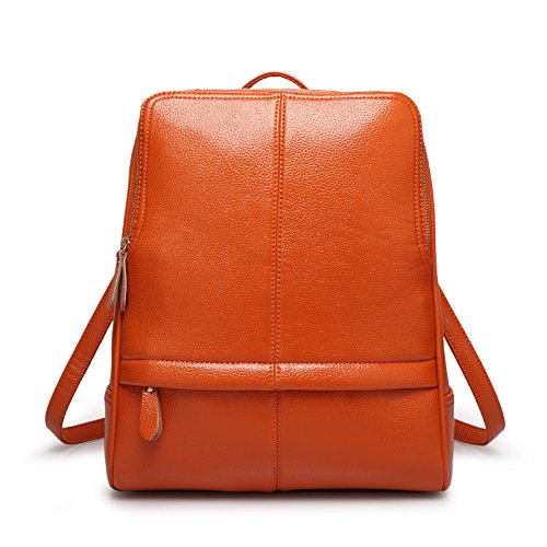 Mefly Semplice Ed Elegante Borsetta Tracolla Bianco Orange
