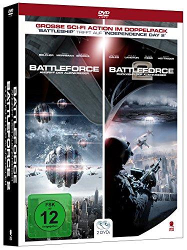 Preisvergleich Produktbild Battleforce 1 & 2 [2 DVDs]