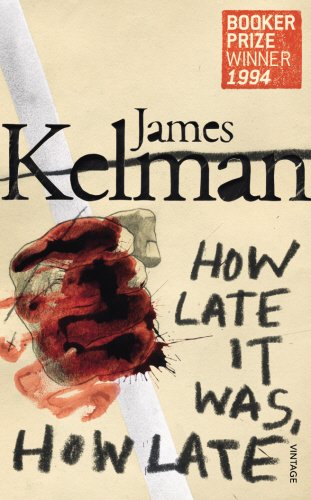 Book cover for How Late It Was, How Late