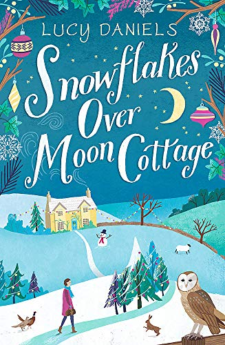 Snowflakes over Moon Cottage (Animal Ark Revisited) por Lucy Daniels