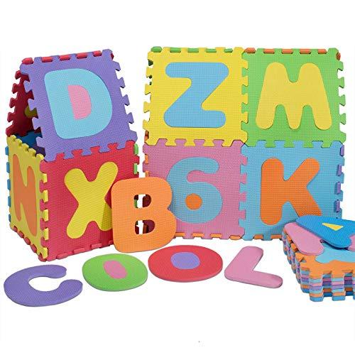 Zoom IMG-3 deuba tappeto puzzle bambini 1
