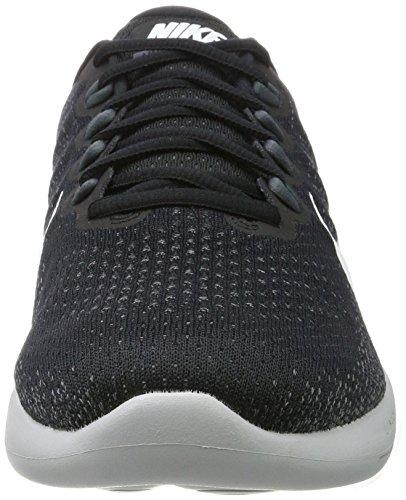 Nike Lunarglide 9, Chaussures de Running Homme Multicolore (Black/white/dark Grey/wolf Grey)