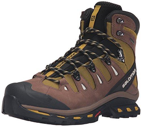 Salomon Quest 4D 2 GTX, Bottines de randonnée homme brown