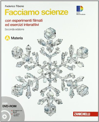 Facciamo scienze. Vol. A-B-C-D. Per la Scuola media. Con DVD-ROM. Con espansione online