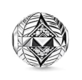 Thomas Sabo Bead 925/ Silber Zirkonia Zirkonia K0280-643-21