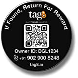 tag8 Mobile Recovery Tag for Android with App Based Tracking   Digital Tag : Find My Phone