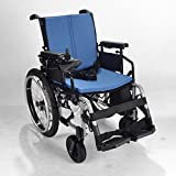 Rocket folding electric self propel wheelchair / powerchair with panasonic lithium battery