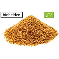 Biohelden - Bio Kokosblütenzucker 1kg 100 Prozent Kokos Zucker Aus Fairem Handel (Fair Trade) - Niedriger glykämischer Index Ideal für Diabetiker - 1000g