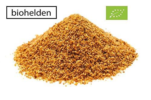 Biohelden - 1kg Bio Kokosblütenzucker Premium Qualität  reiner Bio Kokoszucker aus Fairem Handel (Fair Trade)