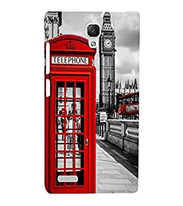Telephone Back Case Cover for Xiaomi Redmi Note::Xiaomi Redmi Note 4G